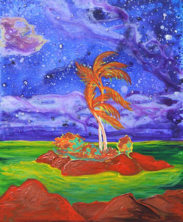 Fire Island - Marigrace Zito