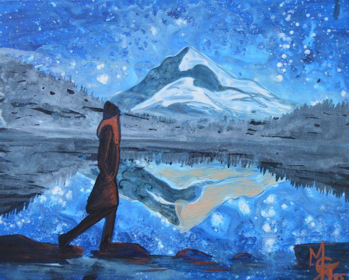Reflecting - Marigrace Zito