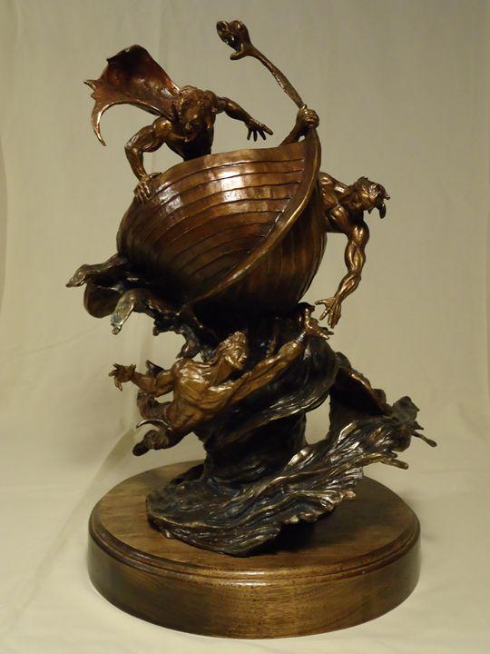 The Abyss of Vinland - Sébastien Douville Sculpteur