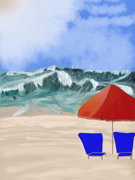 Rough Seas - Vicki Lloyd
