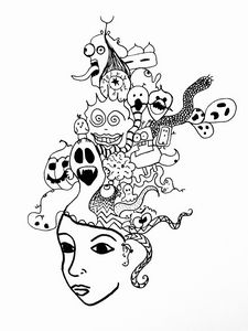 Monsters are in your head