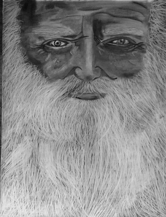 Old sage - Aditon Art