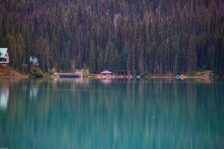 Emerald Lake, Yoho NP - Aditon Art