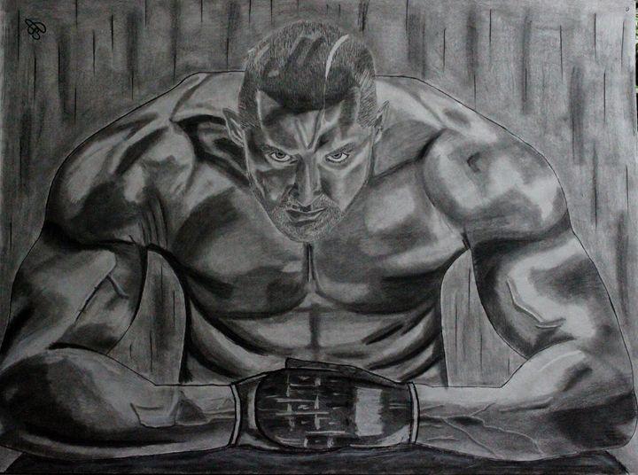 Aamir Khan - Ghajani - Aditon Art