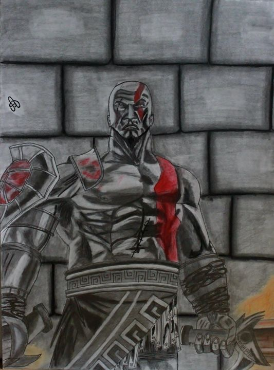 Kratos - Aditon Art