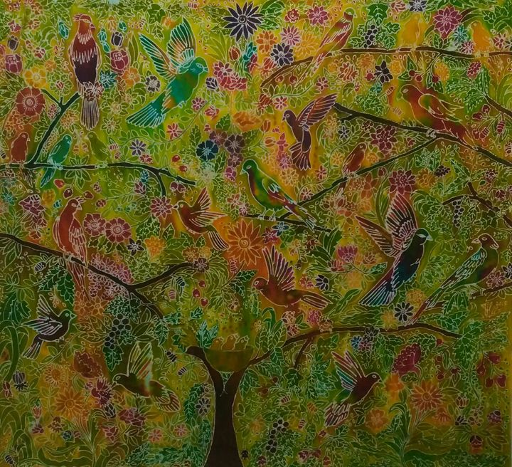 Birds - Sungirl