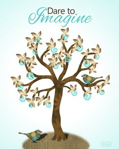 Dare to Imagine Tree