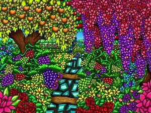 Prosperity Garden #1