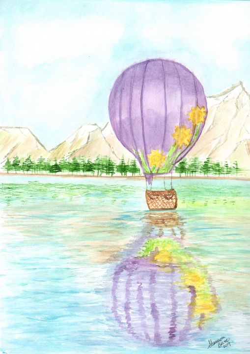 Off to great heights - Artfulzen