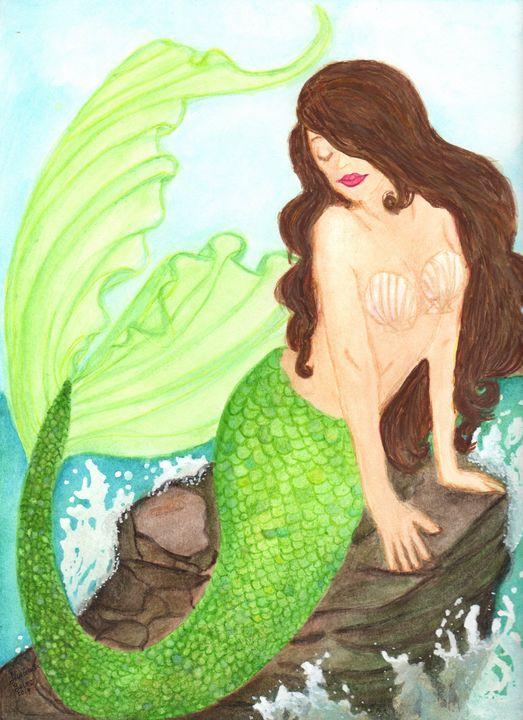 Mermaid Dreams - Artfulzen