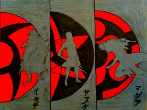The uchiha's