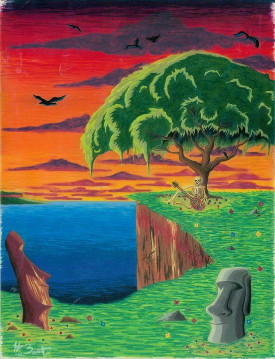 Sunset Serenade - Bennett Arts