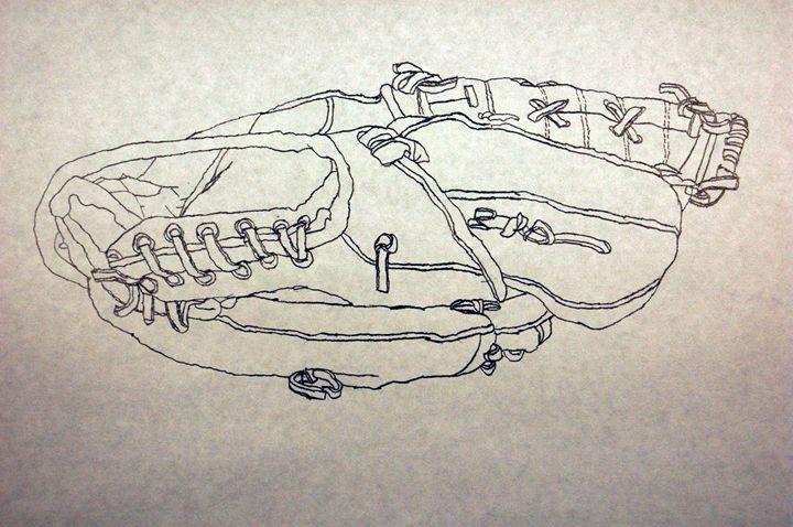 Baseball Glove - Niamh Brennan