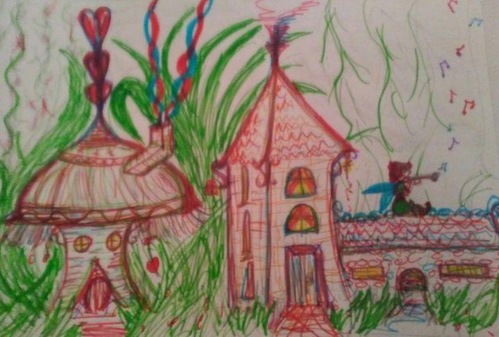 Fairy land - ...Tosha ..