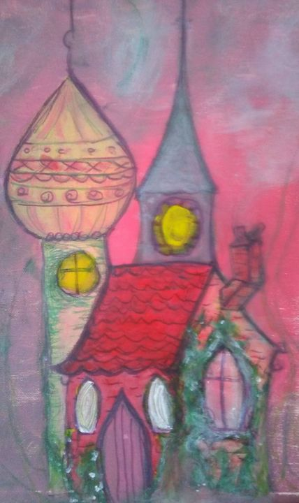 Fairy castle - ...Tosha ..