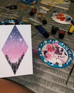Little Forest Galaxy