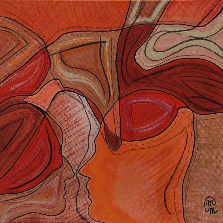 Duel Rouge Orange - Melnevsky