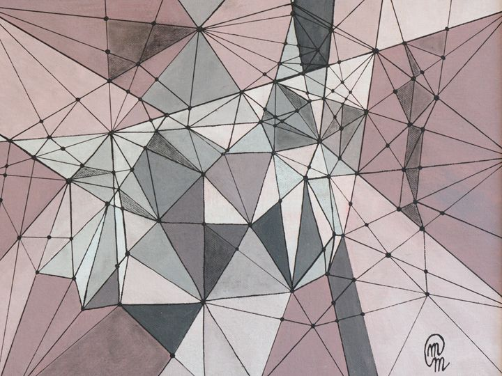 Voronoi Purple - Melnevsky