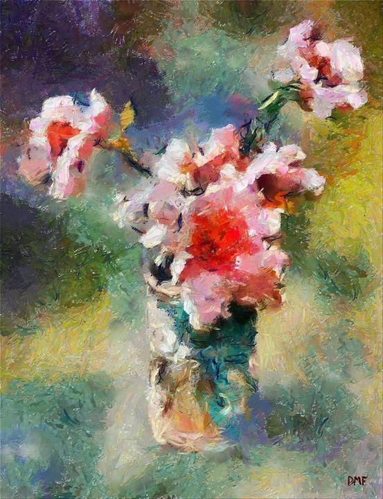 Eglantine From My Garden - FORTUNA ART