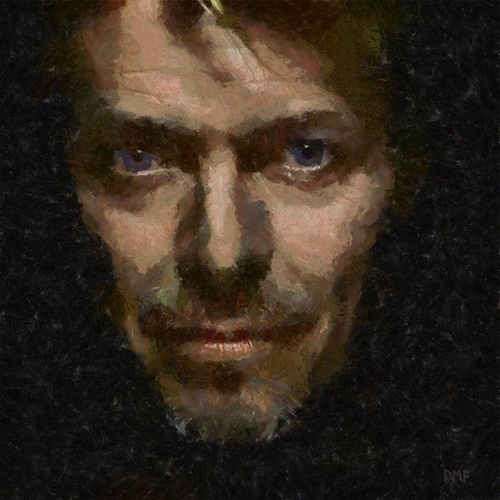 David Bowie - FORTUNA ART
