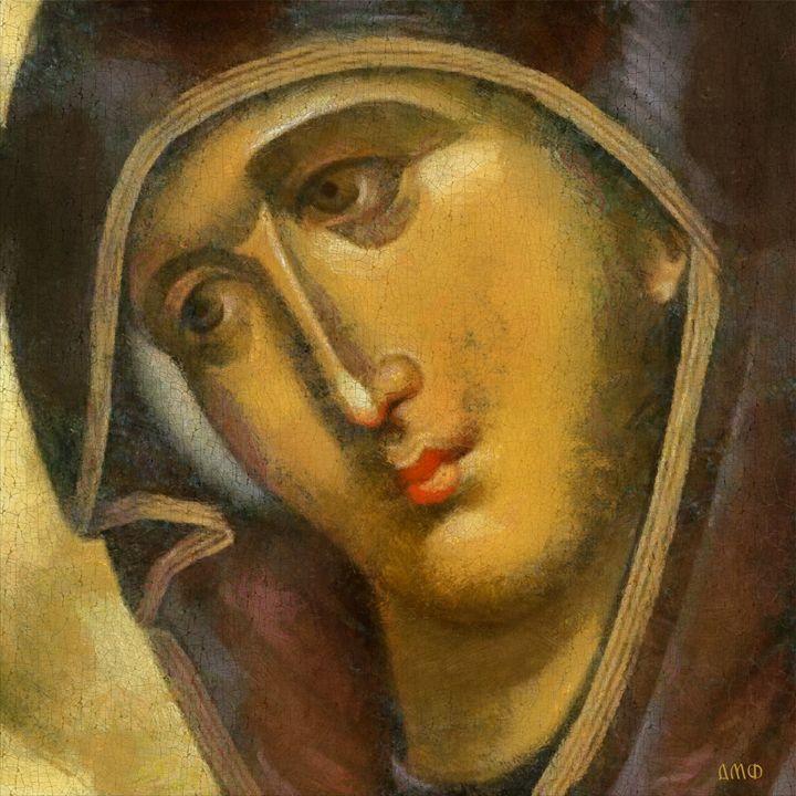 Virgin Mary - FORTUNA ART