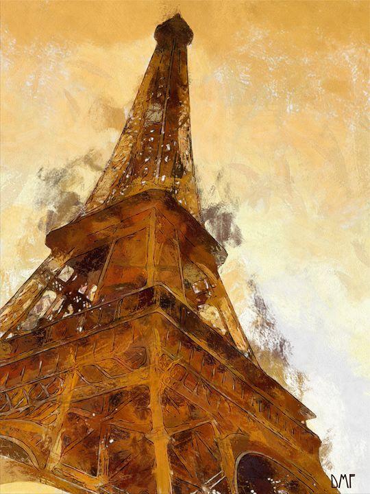 La Tour Eiffel - FORTUNA ART