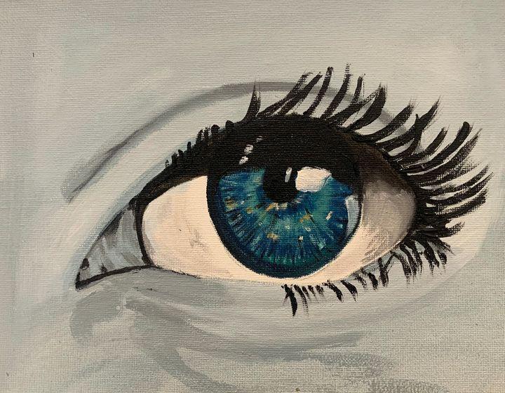 Eye of the beholder - ShutupHicks