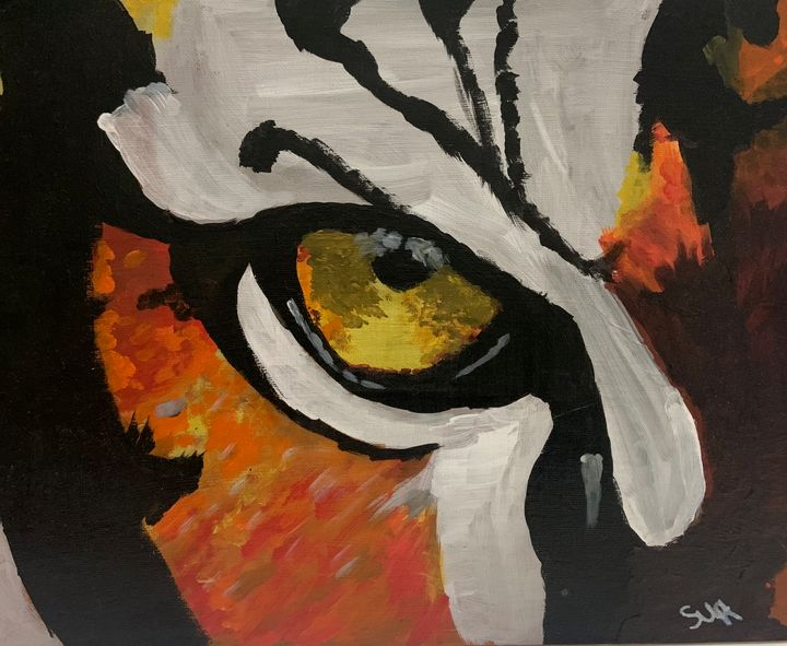 Eye of the Tiger - ShutupHicks