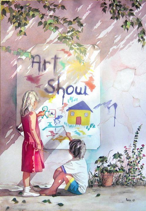 Art Show - Pomm Fine Art