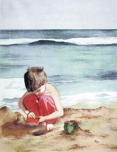 Beach Friend