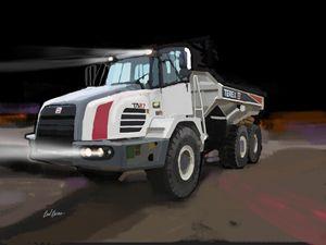 Terex Truck