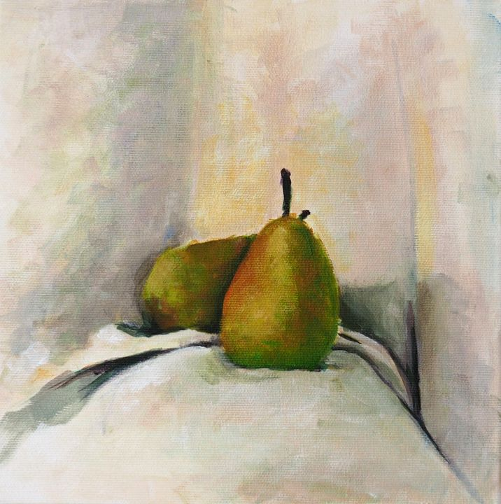 Still life - Pears - Ianira's Artifacts