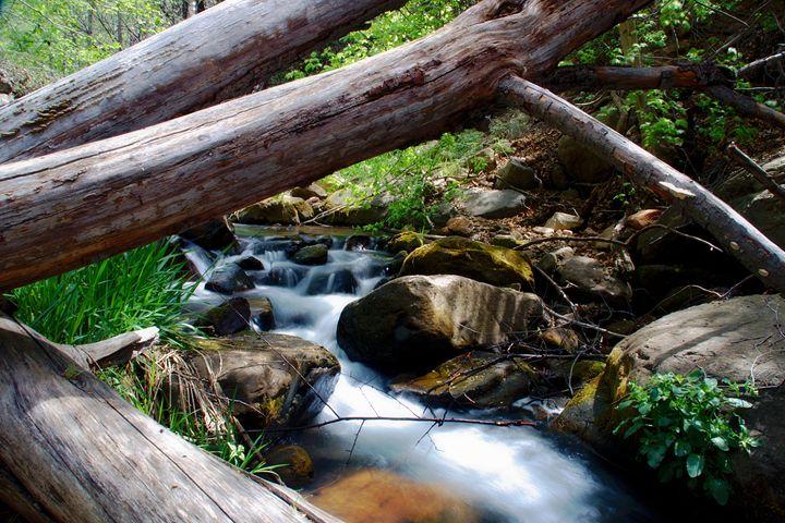 Horton Creek - Scenic Treasures, Alan Lucio Photography