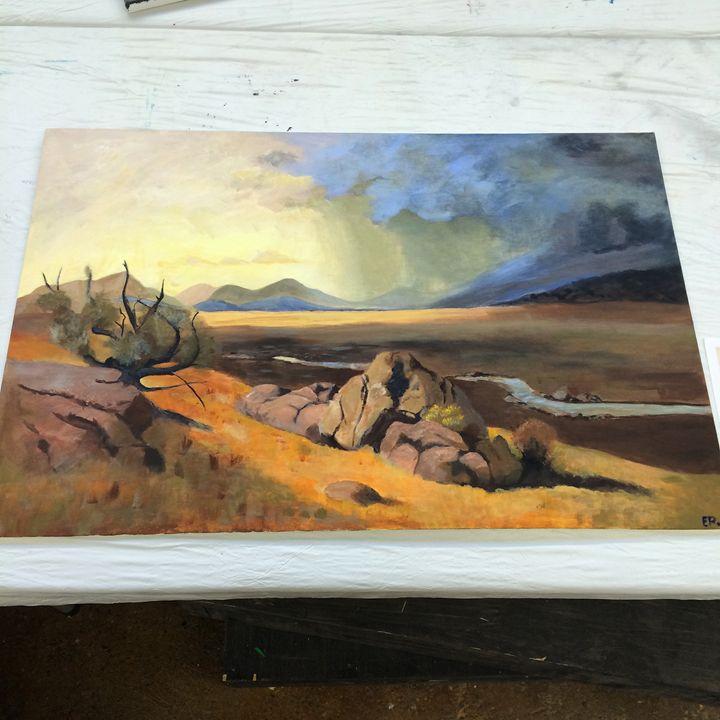 Landscape - Elaine Pait