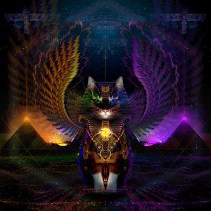The Pharaoh's cat
