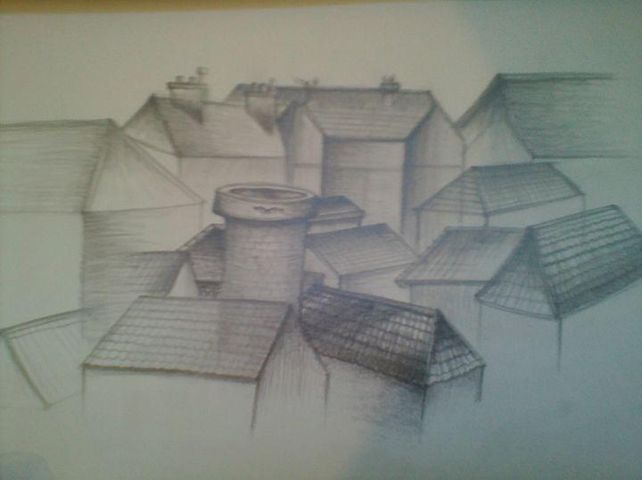 Rooftops - Asad Leo Nisar