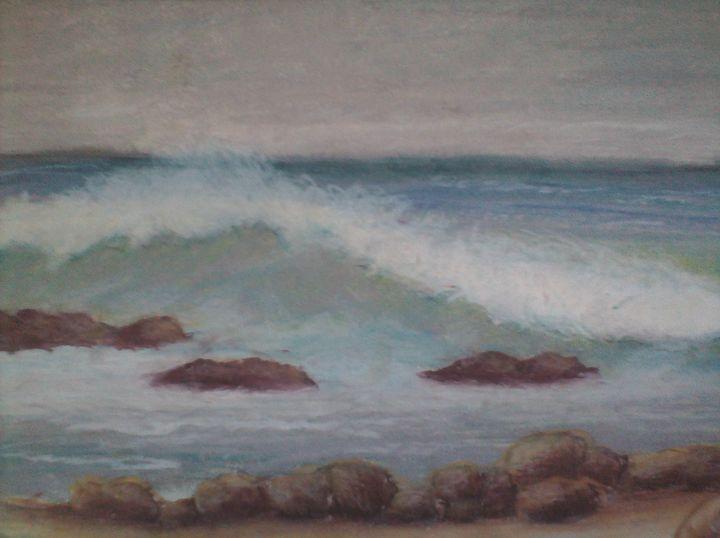 Wavescape - Asad Leo Nisar