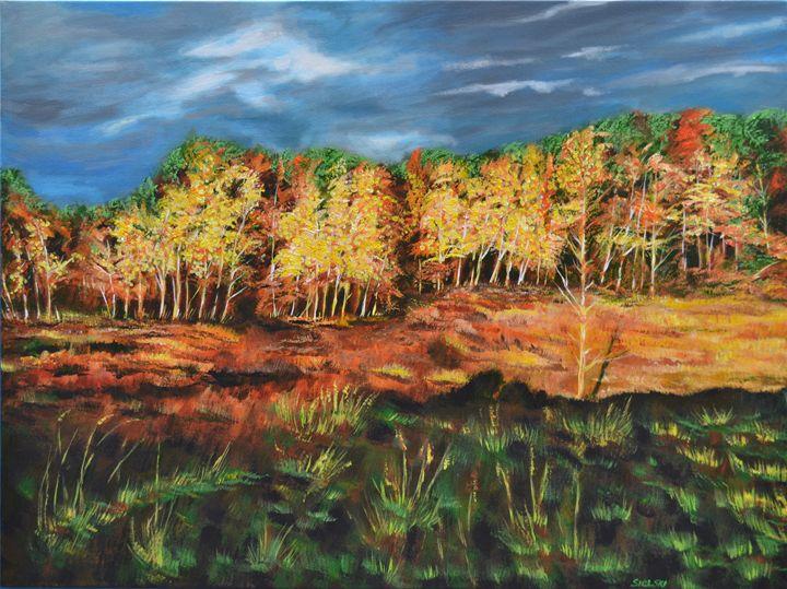 More Autumn Gold - George Sielski