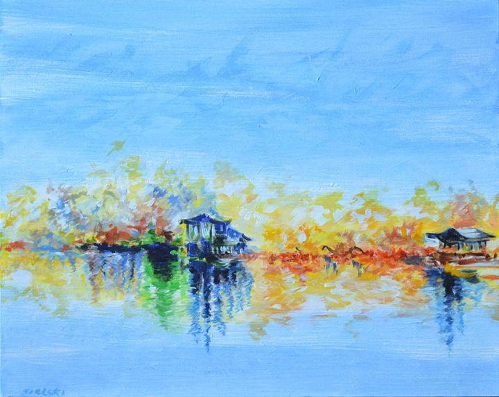 West Lake, Hangzhou, China - George Sielski