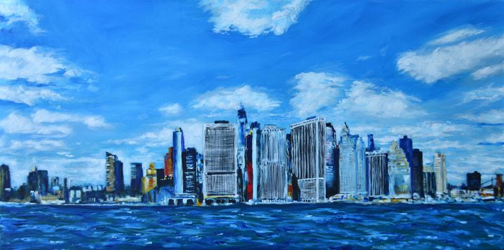 Manhattan - George Sielski
