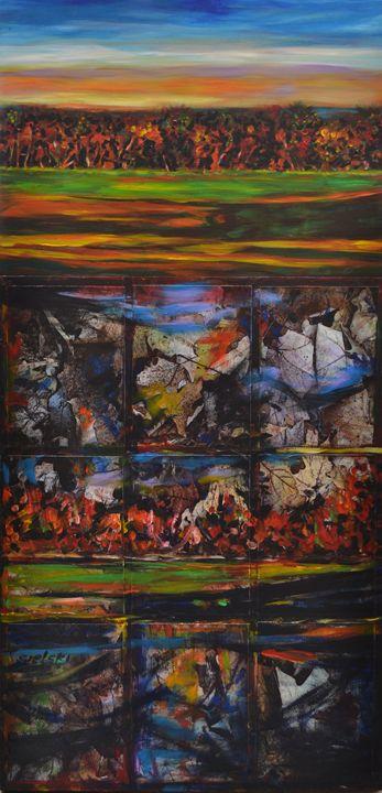 Autumn Leaves - George Sielski