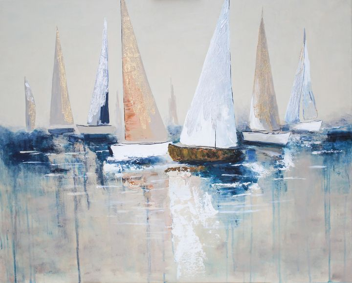 Regatta - Oksana Belkina