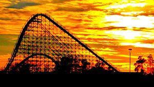 Sunset by Fun