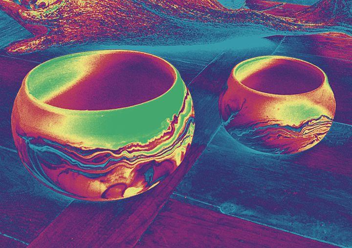 Southwest Pottery - Becky Kurth