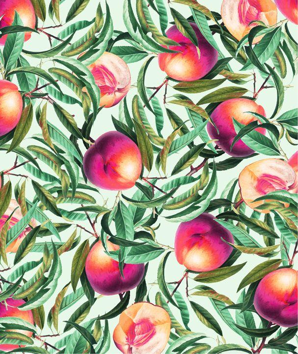 Sweet Peaches - 83 Oranges