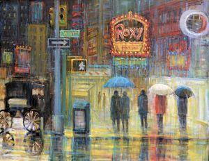 Streets of New York - Roxy