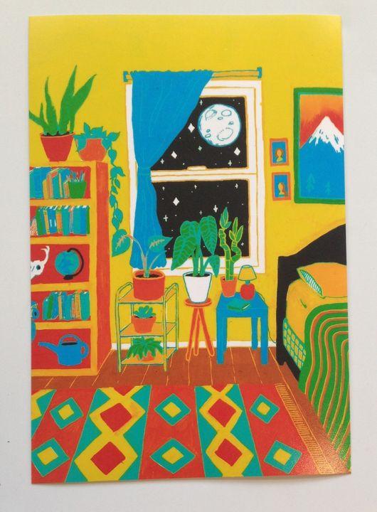 Goodnight, Room - Tori's Stickers and Stuff !