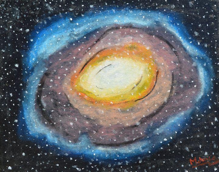 Milky Way - M. Anca