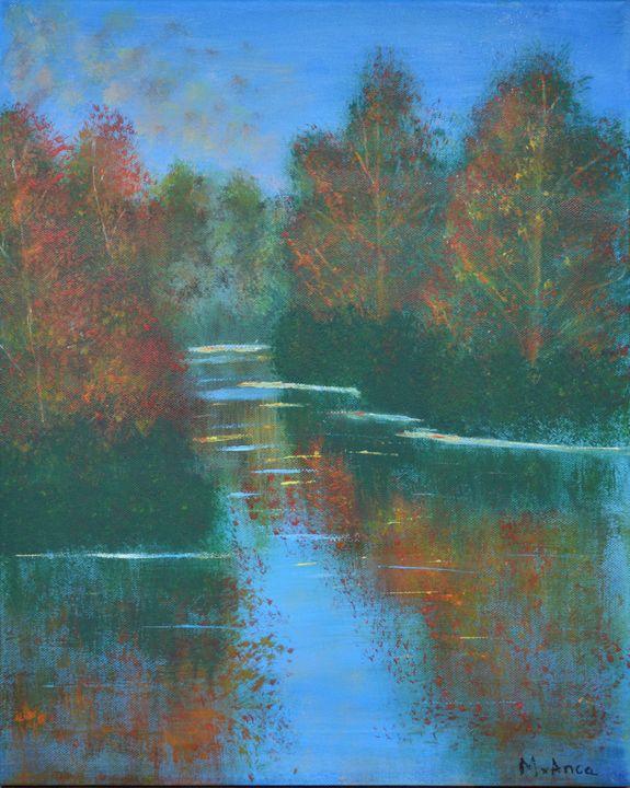 Autumn - M. Anca