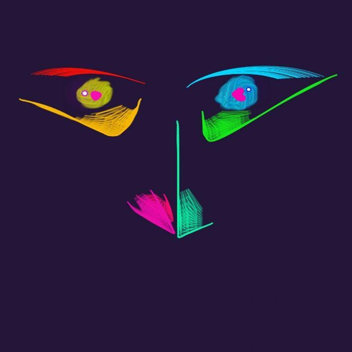 Savage stare -  Gerryscdo007